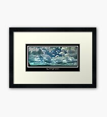 ©HCMS Home Clouds Movil C3 Series II Framed Print