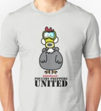 Poultry Preppers United T-Shirt