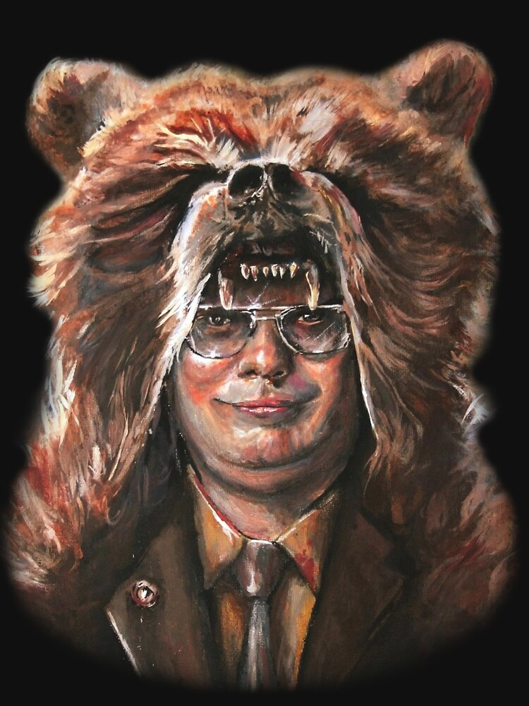 Bear Schrute by kapow-wham