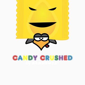 Candy Crushed - KOO vs Candy Crush by Kokonuzz