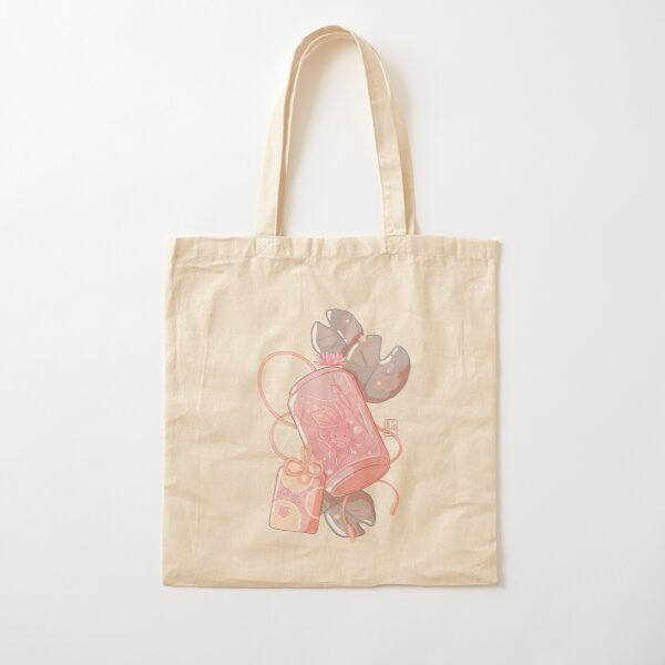 Omamori Cotton Tote Bag