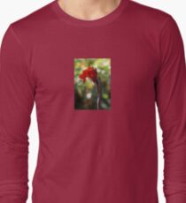 Red Canna Lily T-Shirt