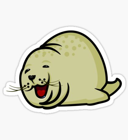 Happy Seal VRS2 Sticker