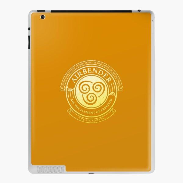 ATLA Airbender Symbol: Avatar-Inspired Design iPad Skin