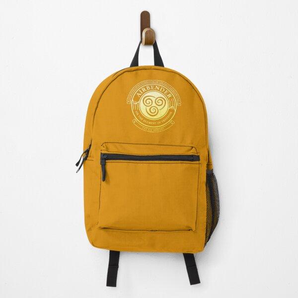 ATLA Airbender Symbol: Avatar-Inspired Design Backpack