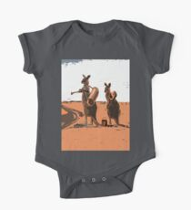 AUSSIE BACKPACKERS  One Piece - Short Sleeve