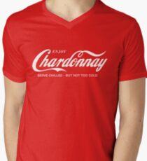 Chardonnay Men's V-Neck T-Shirt