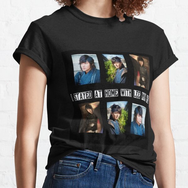 Lee Min Ho [ISH] Series Classic T-Shirt