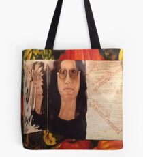 Mylar Reflection Tote Bag