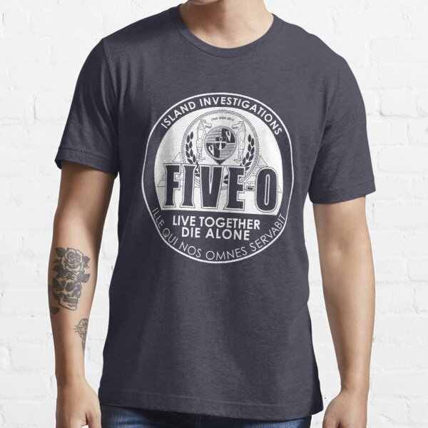 5-0 LOST Essential T-Shirt