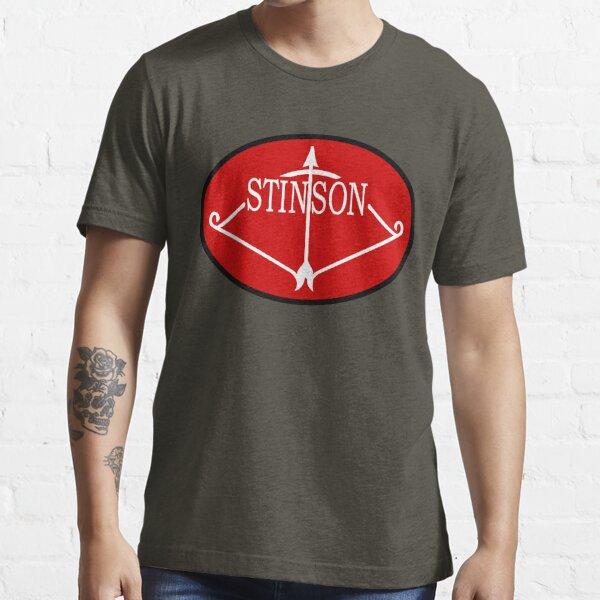 Stinson Aircraft Company Logo Essential T-Shirt
