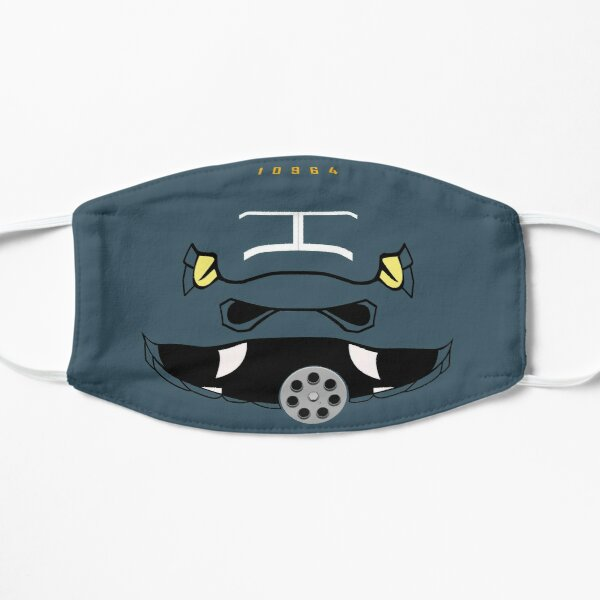 A-10 Warthog Snake Nose Art Design Mask