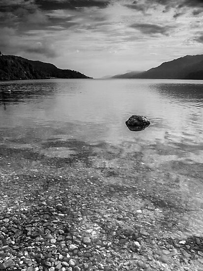 Floating Rock.  by Mbland