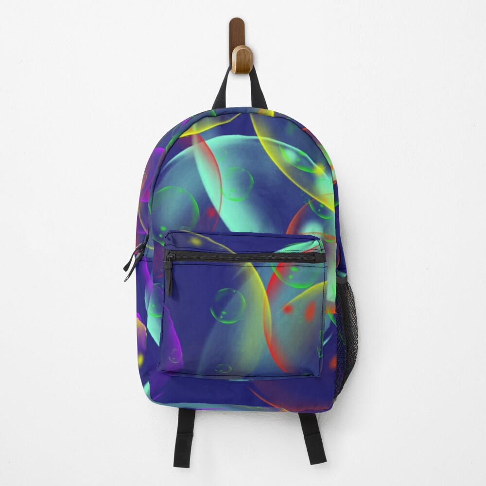 I wandered freely as a Bubble Backpack