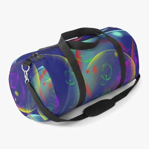 I wandered freely as a Bubble Duffle Bag