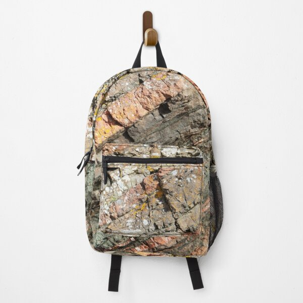 A slice of geology Backpack
