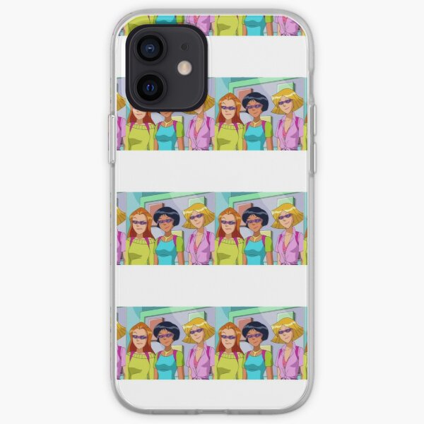 Totally Spies Coque souple iPhone