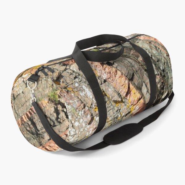 A slice of geology Duffle Bag