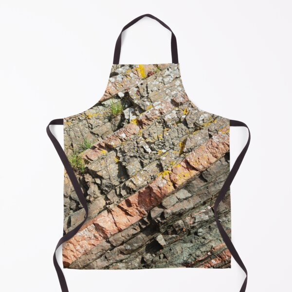 A slice of geology Apron