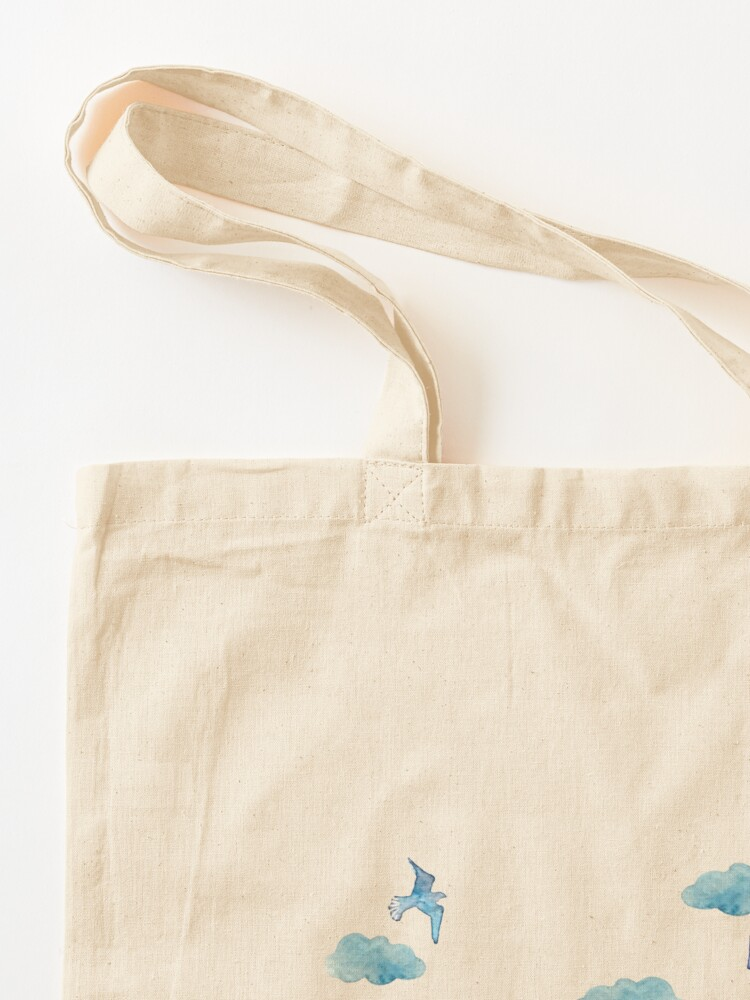Alternate view of Sail to the Sea Tote Bag