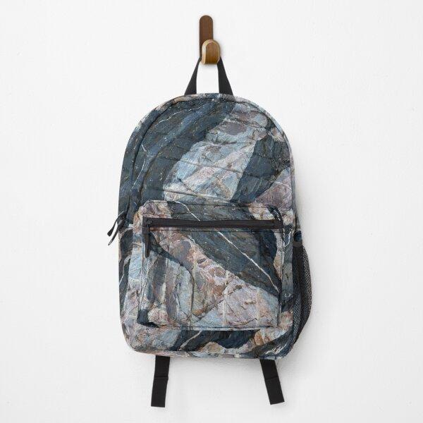 Geology makes art Backpack