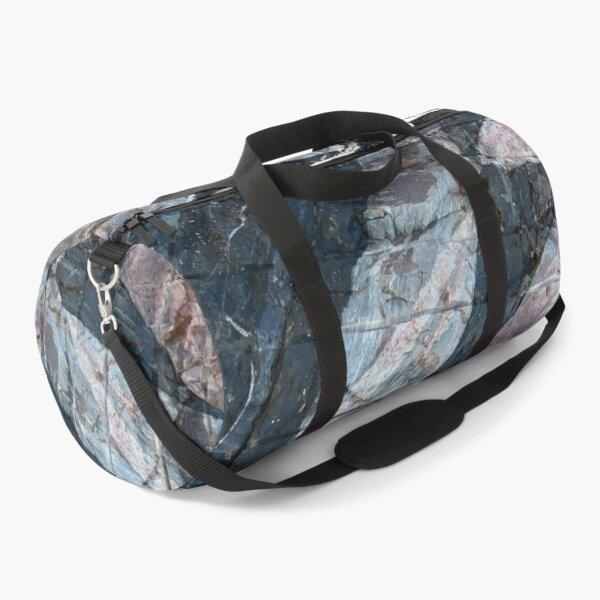 Geology makes art Duffle Bag