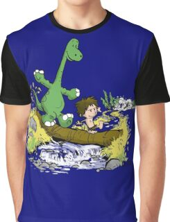River Friends Graphic T-Shirt