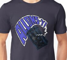 """""""Allons-Y!"""" - 10th Doctor Unisex T-Shirt"""