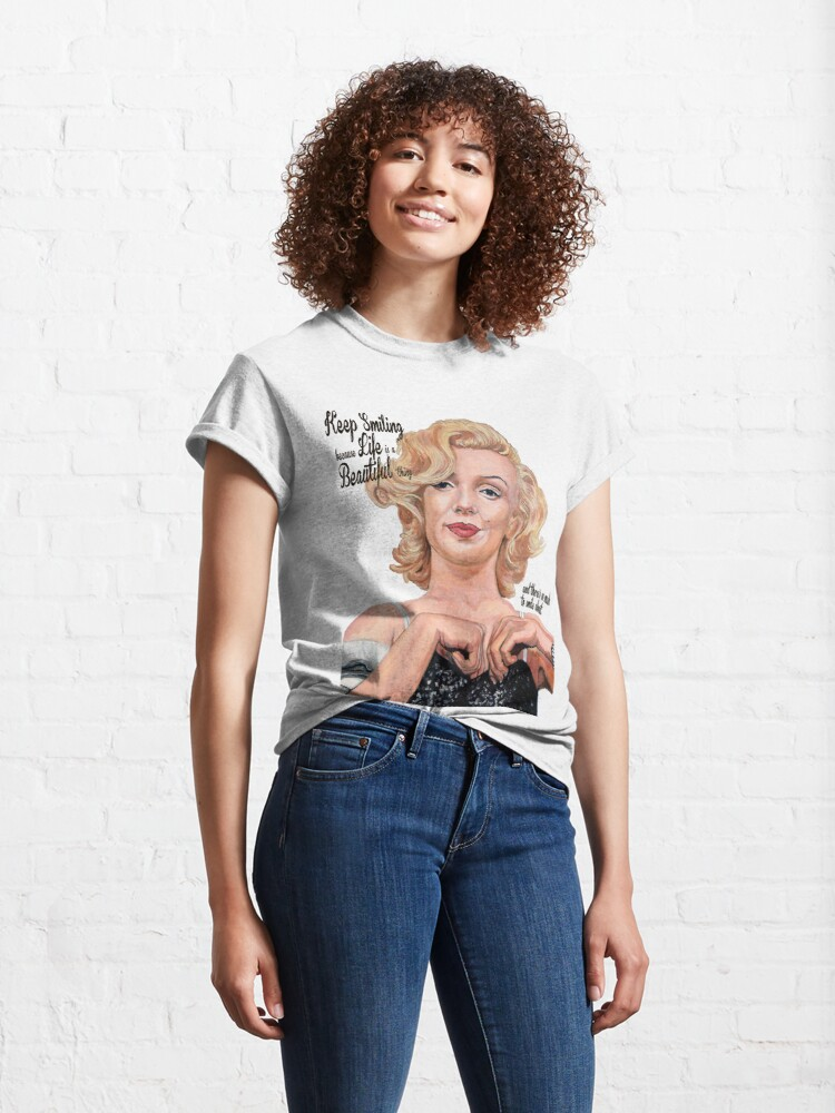 Alternate view of It's A Beautiful Thing Classic T-Shirt