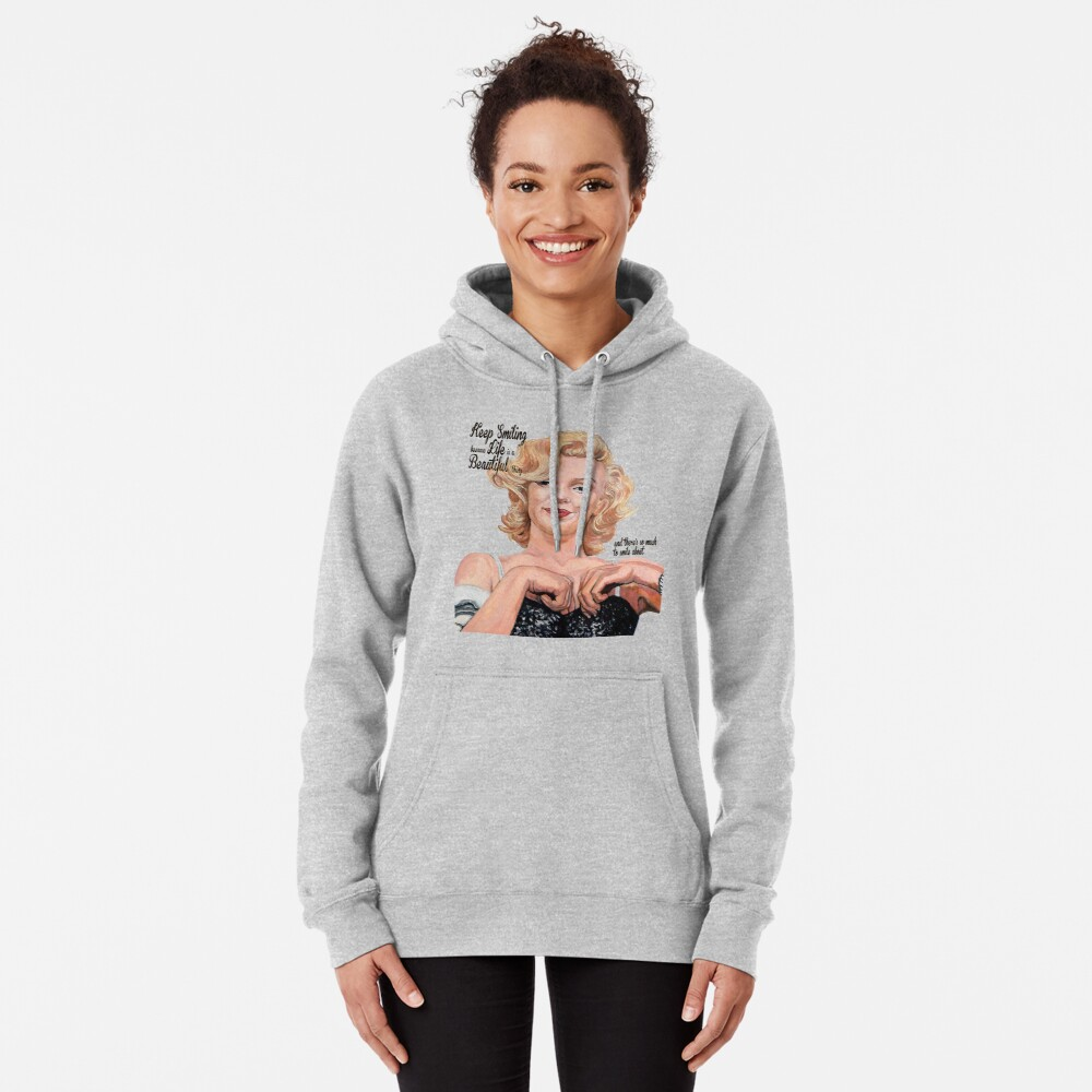 It's A Beautiful Thing Pullover Hoodie