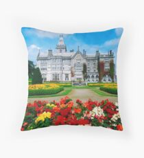 Adara Manor Golf Club, Ireland Throw Pillow