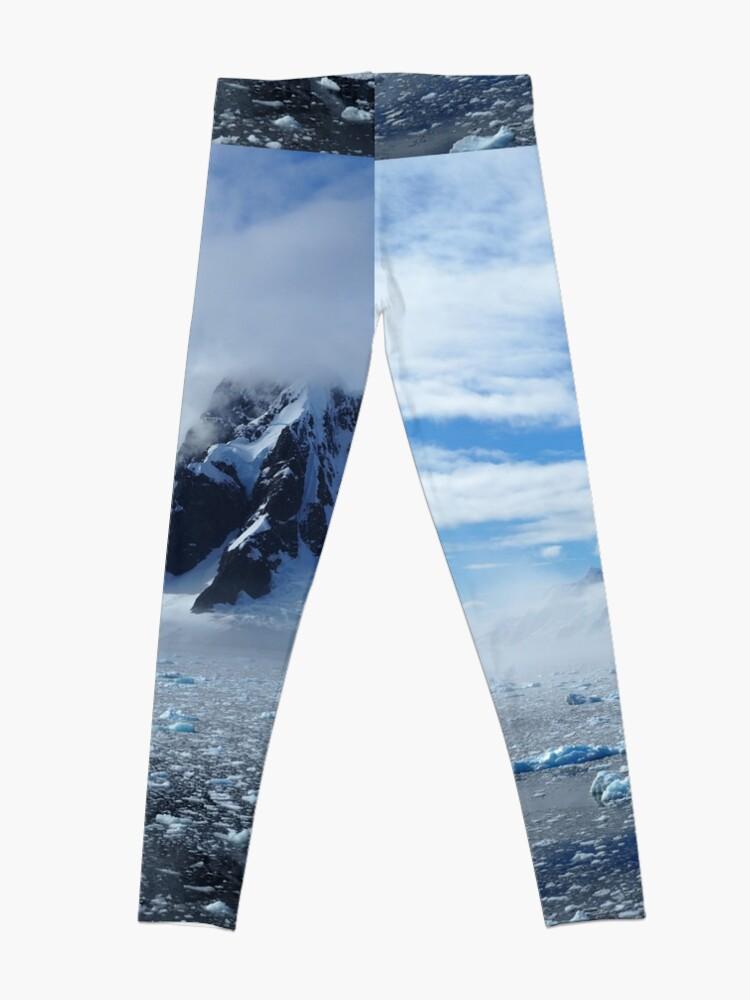 Alternate view of Protect Antarctica Leggings