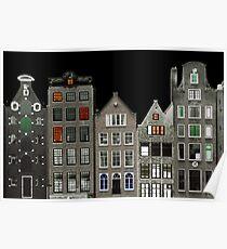 Amsterdam 18 Poster