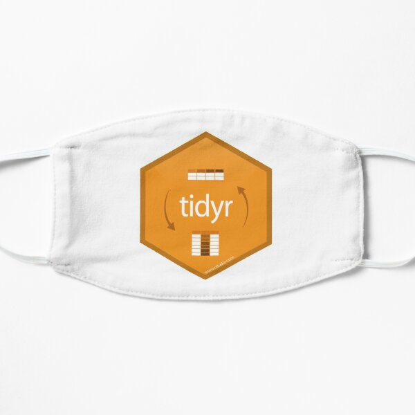 tidyr -- tidyverse library Mask