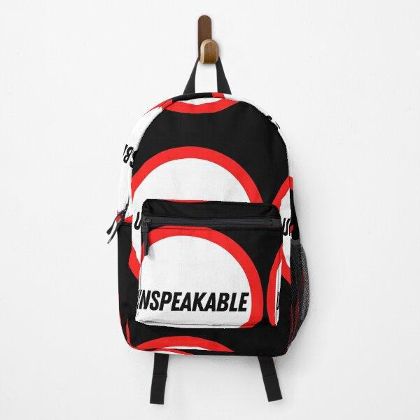 Unspeakable Backpack
