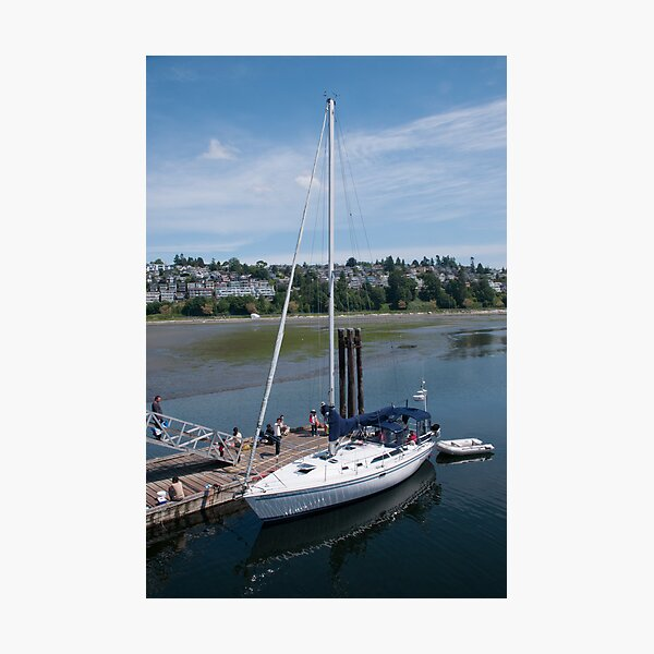 Sail Away Photographic Print