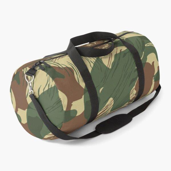 Rhodesian Brush Stroke Camouflage Duffle Bag