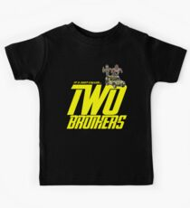 It's Just Called Two Brothers Kids Tee