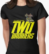 It's Just Called Two Brothers Women's Fitted T-Shirt