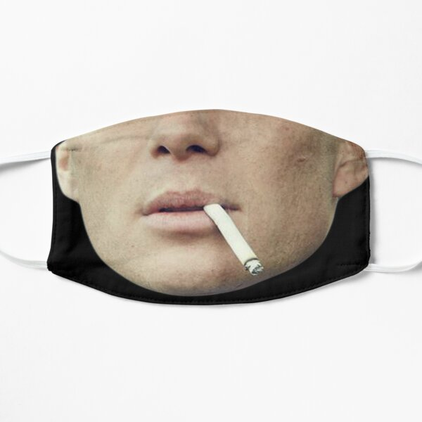 Thomas Shelby's Face smoking From Peaky Blinders Mask