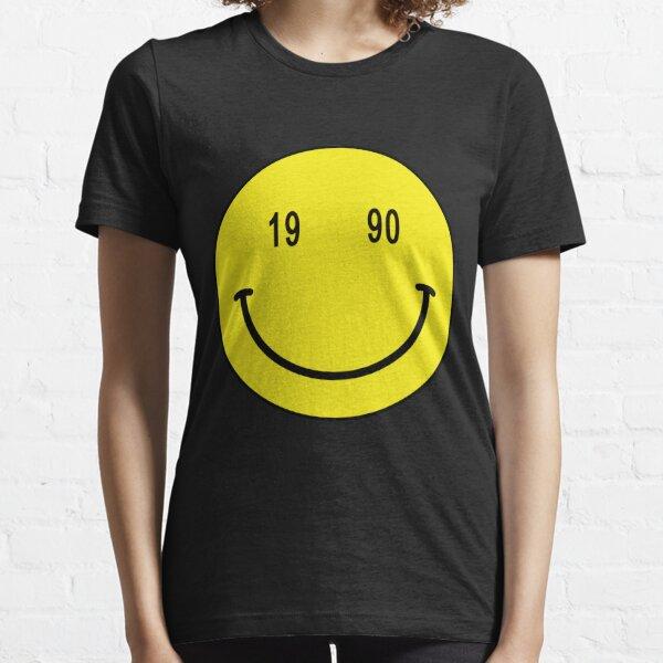 Smiley 1990  Essential T-Shirt