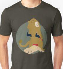 Cowardly Lion...Tamer Unisex T-Shirt