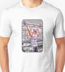 Keep Lifting Unisex T-Shirt
