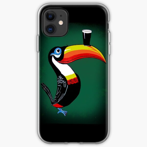 toucan iPhone Soft Case