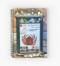 Cuaderno de espiral Artful Refuse