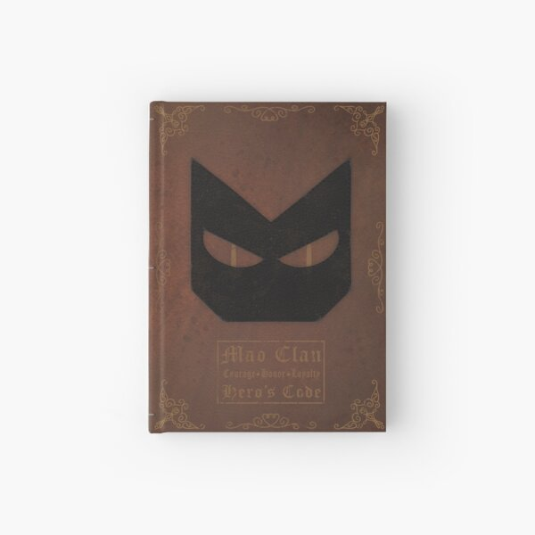 Mao Mao:The Hero's Code Faux Cover Hardcover Journal