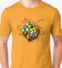 Rubix Formula Unisex T-Shirt