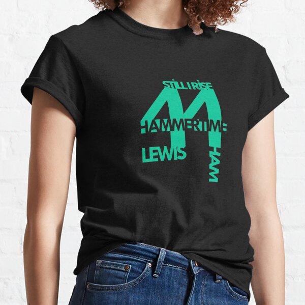 Lewis Hamilton 44 Hammertime Classic T-Shirt