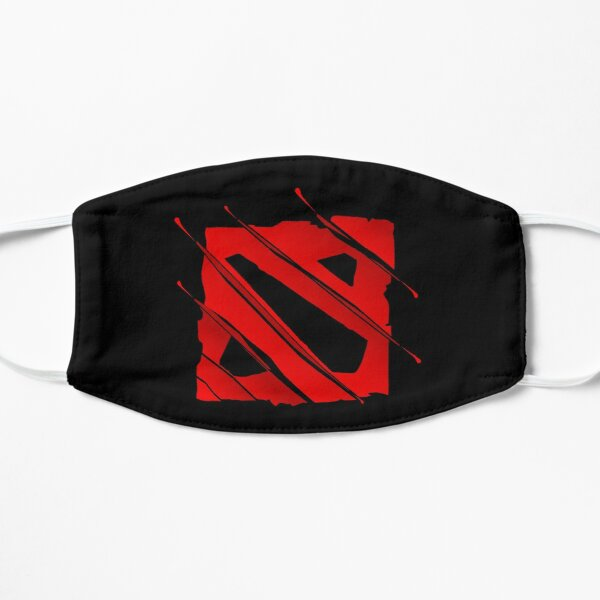 Slice of DotA2 Artwork Mask