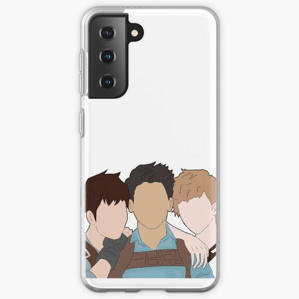 Maze Runner trio Samsung Galaxy Soft Case